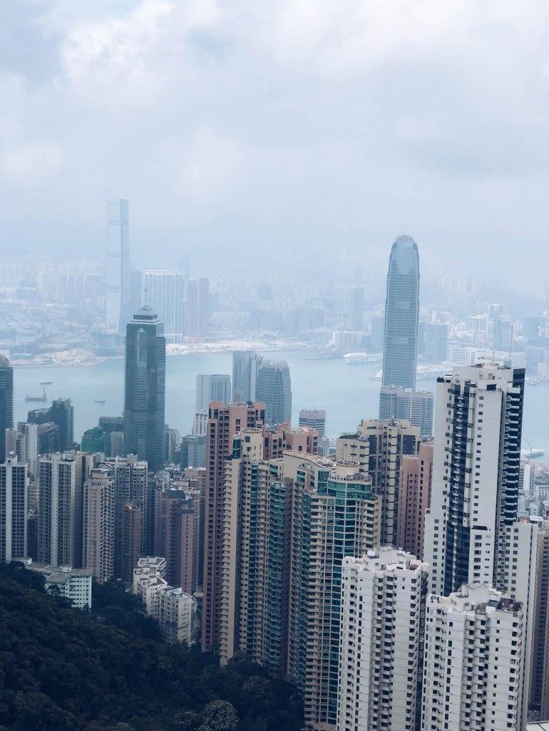 hong kong amy rose living misty skyline
